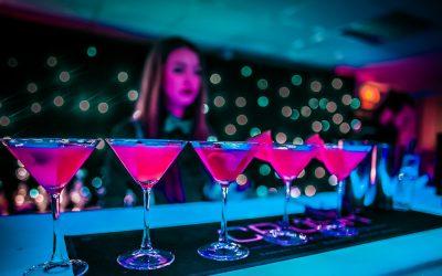 Cocktail Bar Treat: Wedding Show